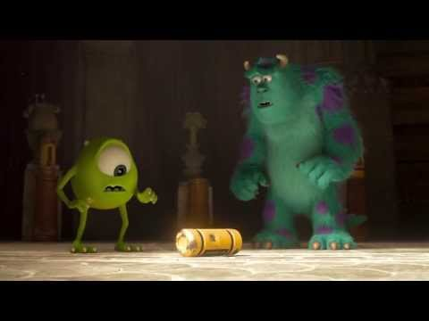 DIE MONSTER UNI - Clip - Gut Gebrüllt - Disney / Pixar