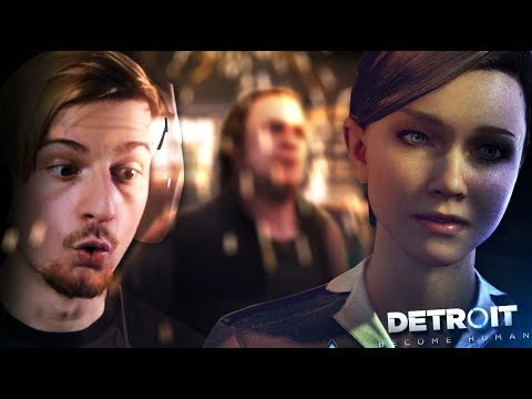1 EP IN AND ALREADY WE KNOW TOO MUCH. || Detroit: Become Human (Part 1)