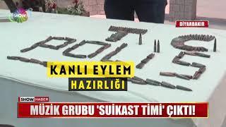 PKK nın suikast timi yakalandı