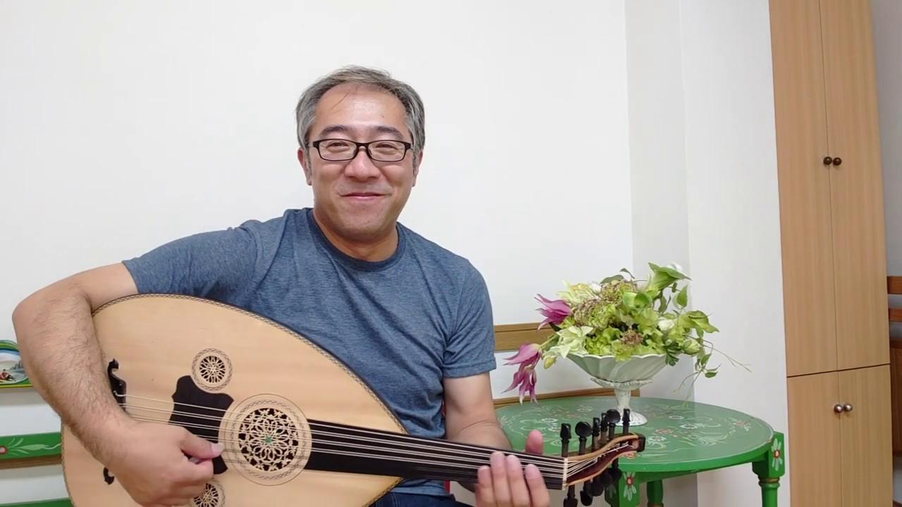 No.9 今井龍一/Sevillanas en instrumentos árabes/Un Halcon y una Paloma ~ La Flor del Romero