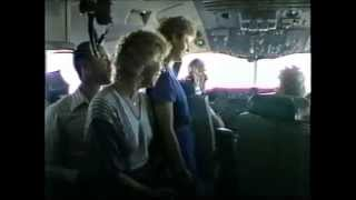 Captain George Barry Retirement Eastern Airlines Flight 27