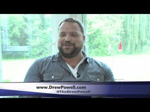 Hollywood Actor Drew Powell