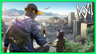 1 HOUR OF WATCH DOGS 2 FREE ROAM GAMEPLAY (Watch Dogs 2 Free Roam, Hacking, Driving & More)