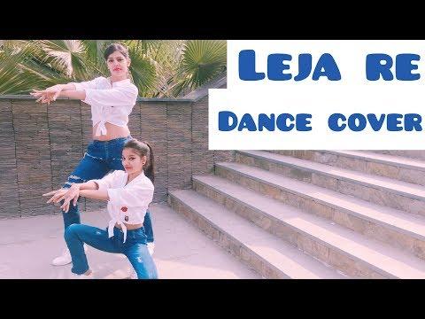 Leja Re | Dance Cover | Dhvani Bhanushali |Wedding Dance | Shalu Tyagi Dance,