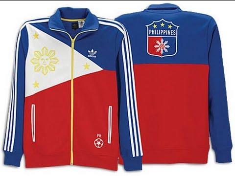 42f84c6f0a8 Adidas Philippines Track Jacket - YouTube