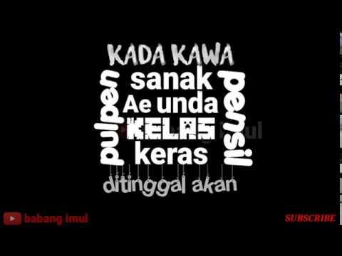 35 Ide Kata Kata Motivasi Bahasa Banjar Lucy Feng