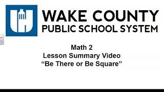 Unit 4 Lesson 5 Summary Video