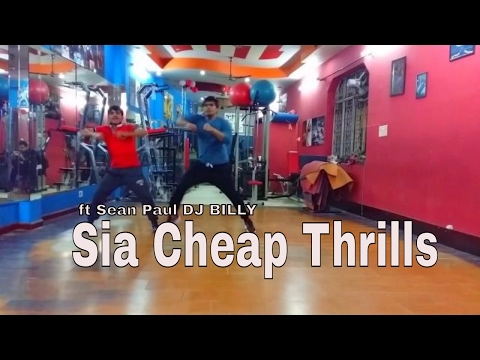 Sia Cheap Thrills ft Sean Paul DJ BILLY |...