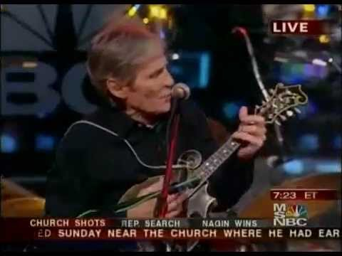 Levon Helm - Angel Band (Imus On MSNBC Monday May 22, 2006)