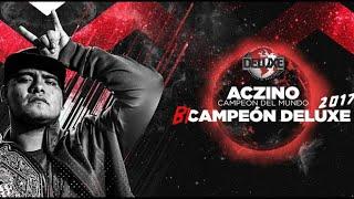 ACZINO vs KAISER - BATALLA FINAL - BDM DELUXE MEXICO 2017