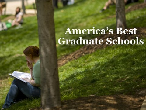 Best Grad School Rankings