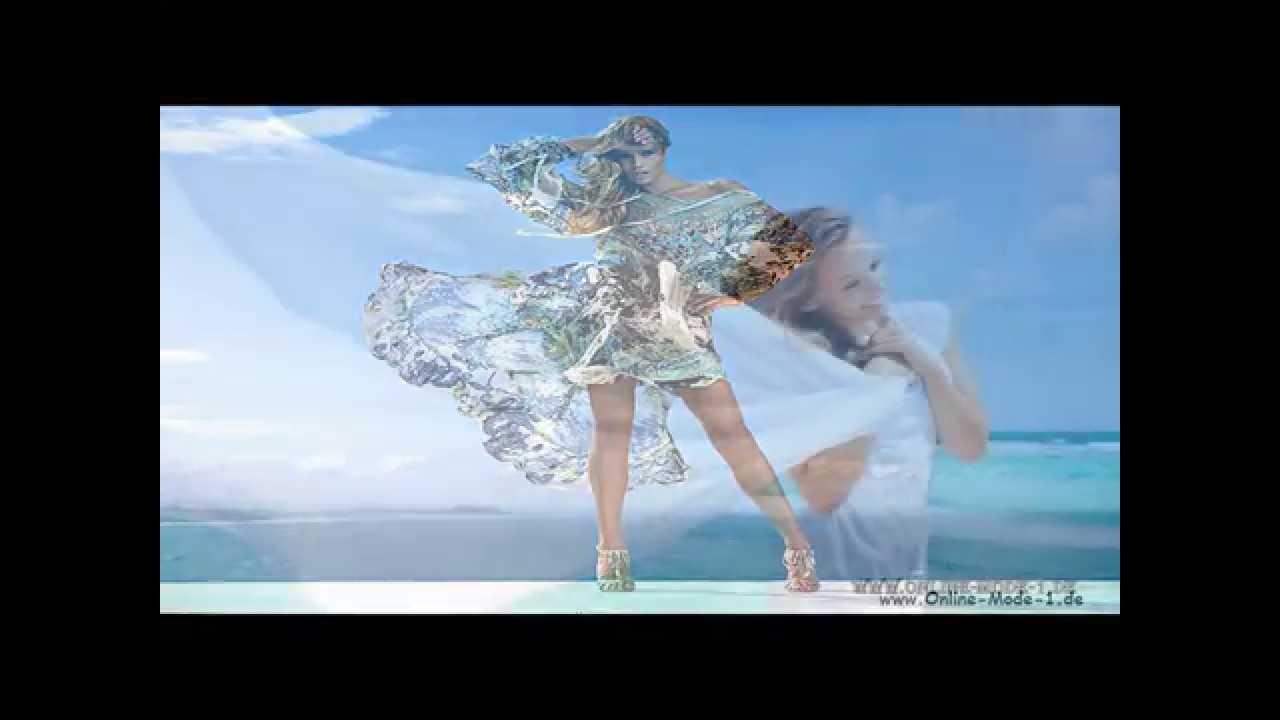 8f96899bbe4 Strandkleid - günstige Strandkleider für Damen Online Kaufen! - YouTube