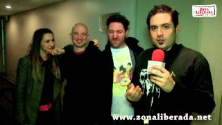 ZONA LIBERADA -COMEDY BAND EN VIVO-