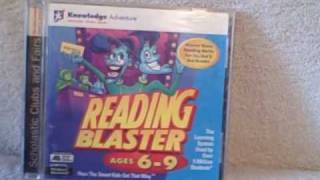 Reading Blaster ages 6 - 9