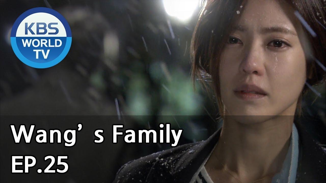 Wang's Family   왕가네 식구들 EP 25 [SUB:ENG, CHN, VIE]