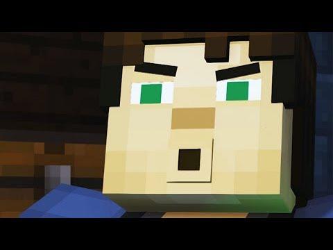 Minecraft Story Mode Season 2 Episode 2 Do Nothing