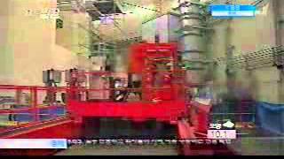 韓国原子炉爆発寸前
