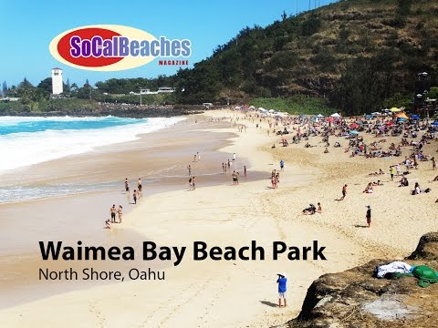 """Waimea Bay Beach Park"" North Shore, Oahu"