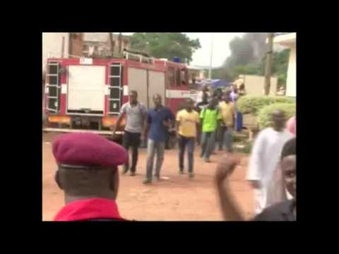 Raw: 2 Bomb Blasts in Nigeria Kill at Least 118