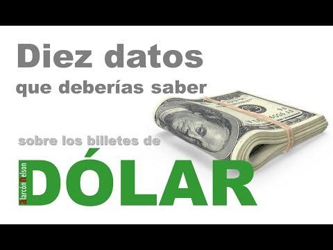 Diez datos que deberías saber sobre los billetes de Dólar