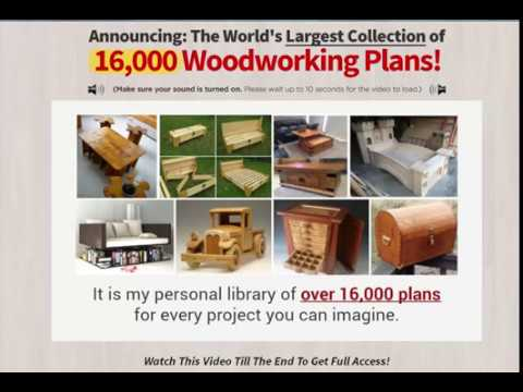 TEDWOOD | Get A Lifetime Of Project Ideas & Inspiration!