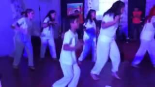 Espírito Santo - Renascer Praise coreografia Kadesh