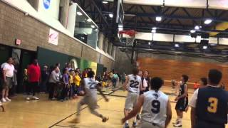 Chris Collier Full AAU Highlights