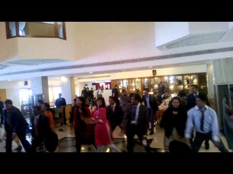 - LBSNAA Flash Mob for south zone culturals by IAS officer trainees
