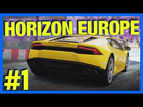 Countdown To Forza Horizon 4 : REVISITING EUROPE!!! (Part 1)