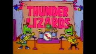 Thunder Lizards (1990)