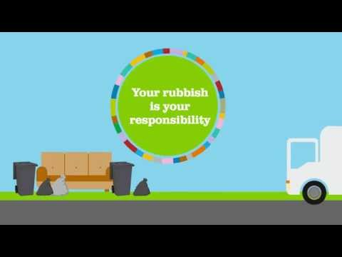 Bolton Recycling Animation