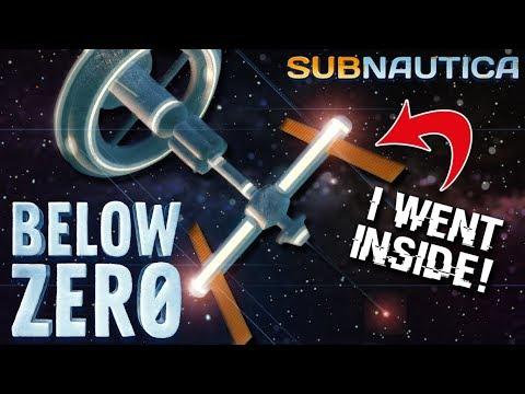 SECRETS OF VESPER! WE WENT INSIDE OF IT! Subnautica Below Zero Experiments And More!