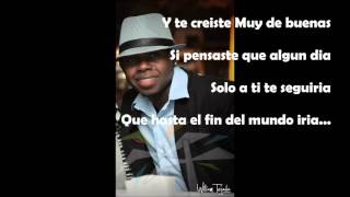 "Te Creiste de Buenas ""DQ"" El Cantante (Letra) Salsa Urbana"