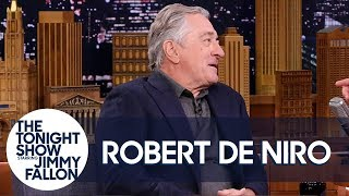 Robert De Niro Explains Why He Rocks Giant Platform Shoes in The Irishman