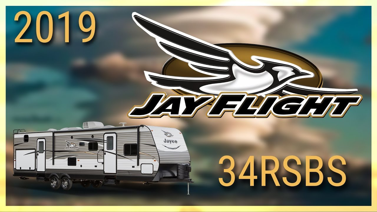 2019 Jayco Jay Flight 34RSBS Travel Trailer RV For Sale TerryTown RV  Superstore
