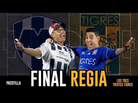 Final Regia  Tigres vs Monterrey 2017
