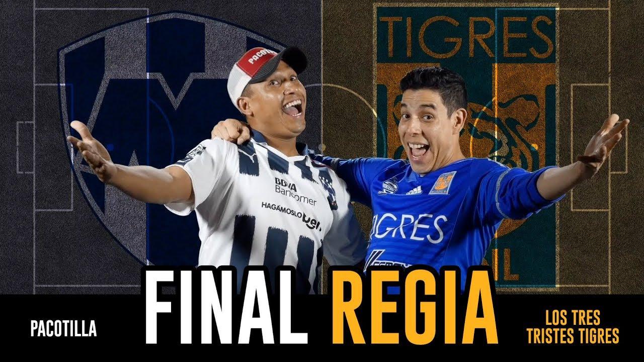 Memes Tigres Vs Monterrey >> Final Regia - Tigres vs Monterrey 2017 - YouTube