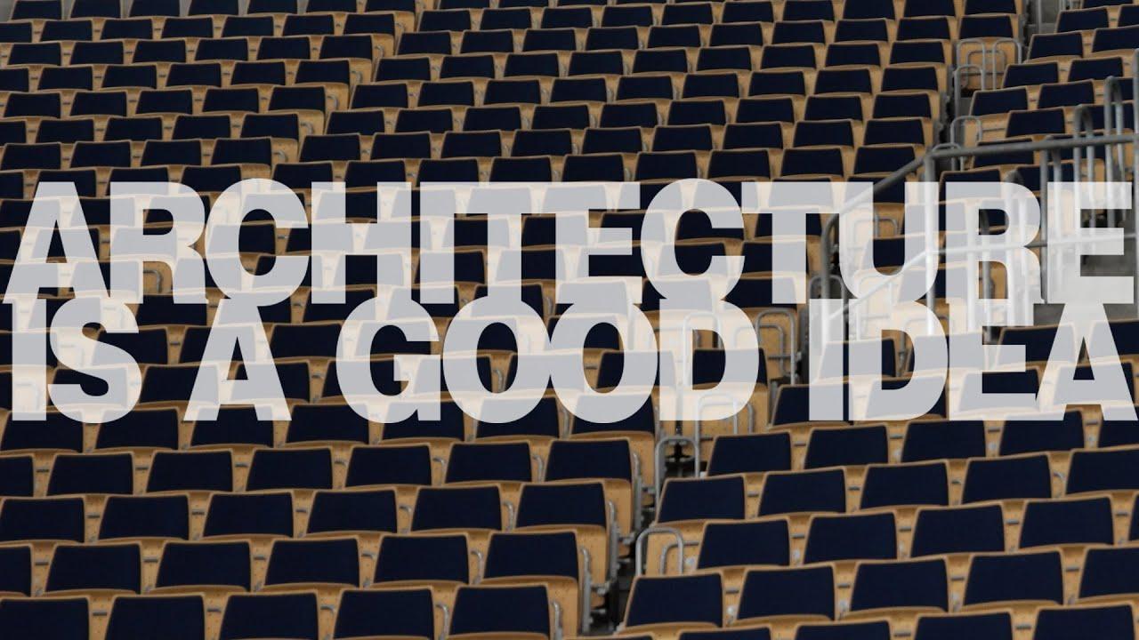 Hala na 10 000 Widzów   Architecture is a good idea
