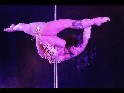 felicity logan   miss pole dance uk 2013 1st runner up amp best tricks