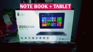 LIFE!! ZED BOOK W UNBOXING. Upcoming Full review