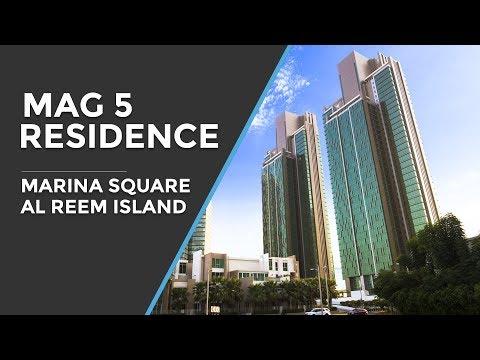 Lifestyle Film in MAG 5 Residence - Marina Square - Al Reem Island - Abu Dhabi