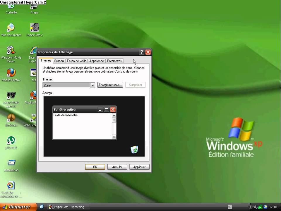 Windows vista theme for windows 7.