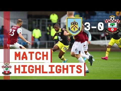 FULL HIGHLIGHTS | Burnley 3-0 Southampton