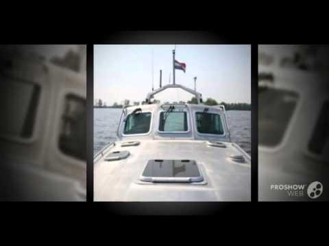 Aluminium offshore my power boat, motor yacht year - 2000