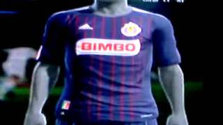 PES 2012 Liga Mexicana Clausura 2012