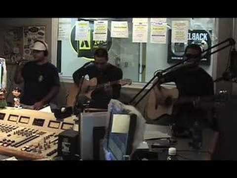 Pepper - Your Face (live) X107.5