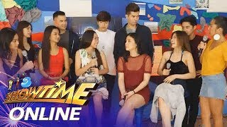 It's Showtime Online: Fayce Fajardo wants to buy a jeep for her father