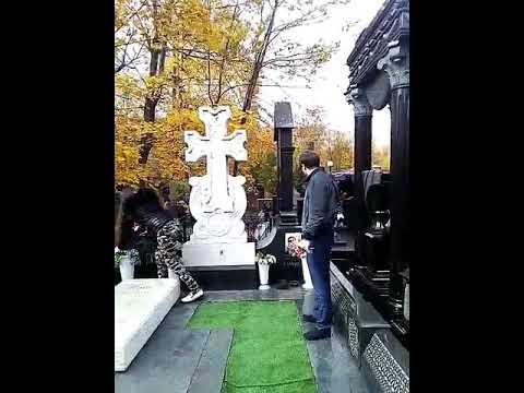 Армянское кладбище москва