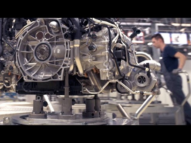 [TBQL_4184]  Here's How a Turbo-Charged Porsche 911 Engine is Built - YouTube | Build Porsche Engine Diagrams |  | YouTube