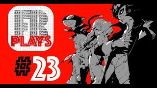 [Persona 5] 1st play! 🇯🇵 #23 (New palace!!!)